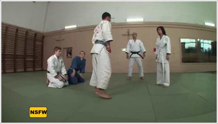 Iznenađenje na Judo treningu