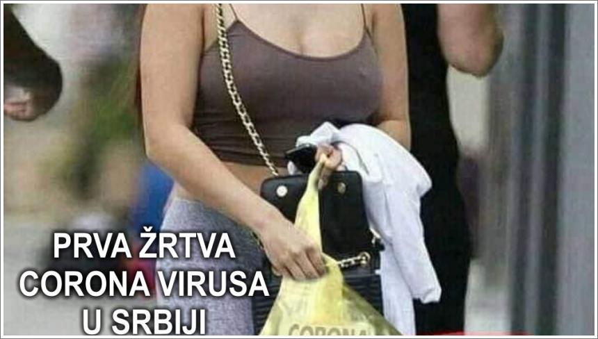 Prva žrtva Corona virusa u Srbiji