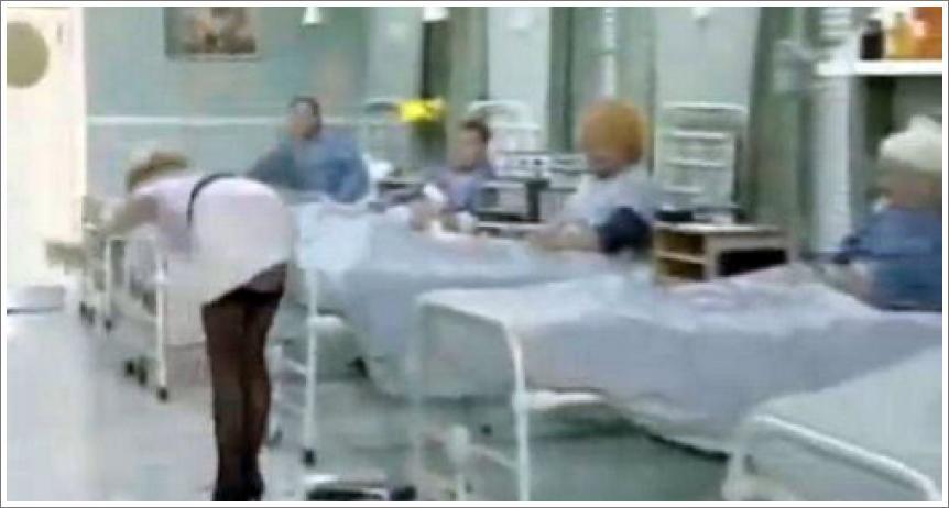 Benny Hill - Bolnica delirij