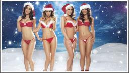 Christmas babes