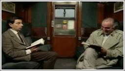 Mr Bean - Takes the Train