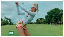 Seksi golferke №3