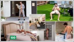 Slikao se gol kako bi skrenuo pozornost na kuću vrijednu 1,29 miliijuna dolara