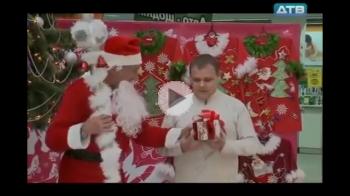 Djed Mraz i njegove seksi pomoćnice