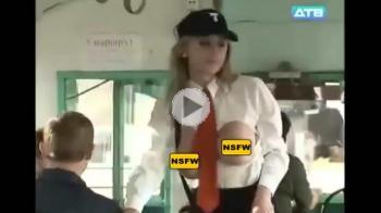 Erotska kontrola karata u tramvaju