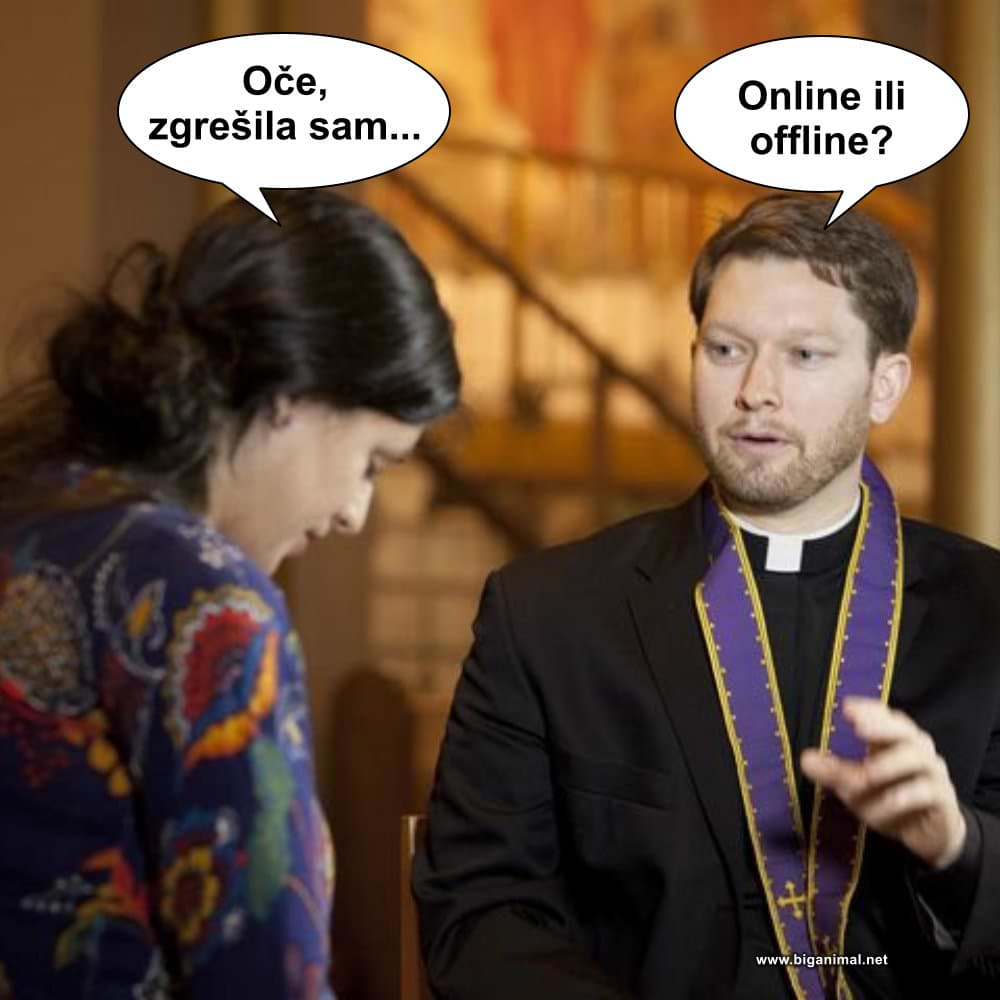 Nova crkvena kategorizacija
